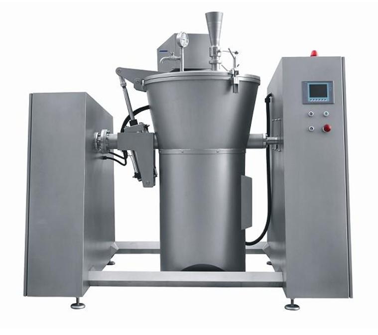 Cutter vertical en caliente - Robot de cocina industrial - Cocinas  Industriales - Solución Tecnoalimentaria 215bc0567f1d6